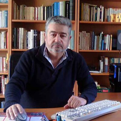Luis Hazas, gerente de la Barbieri Symphony Orchestra
